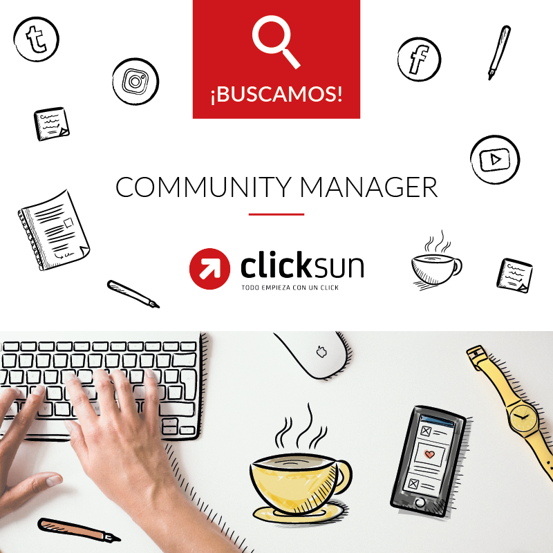 busca community manager