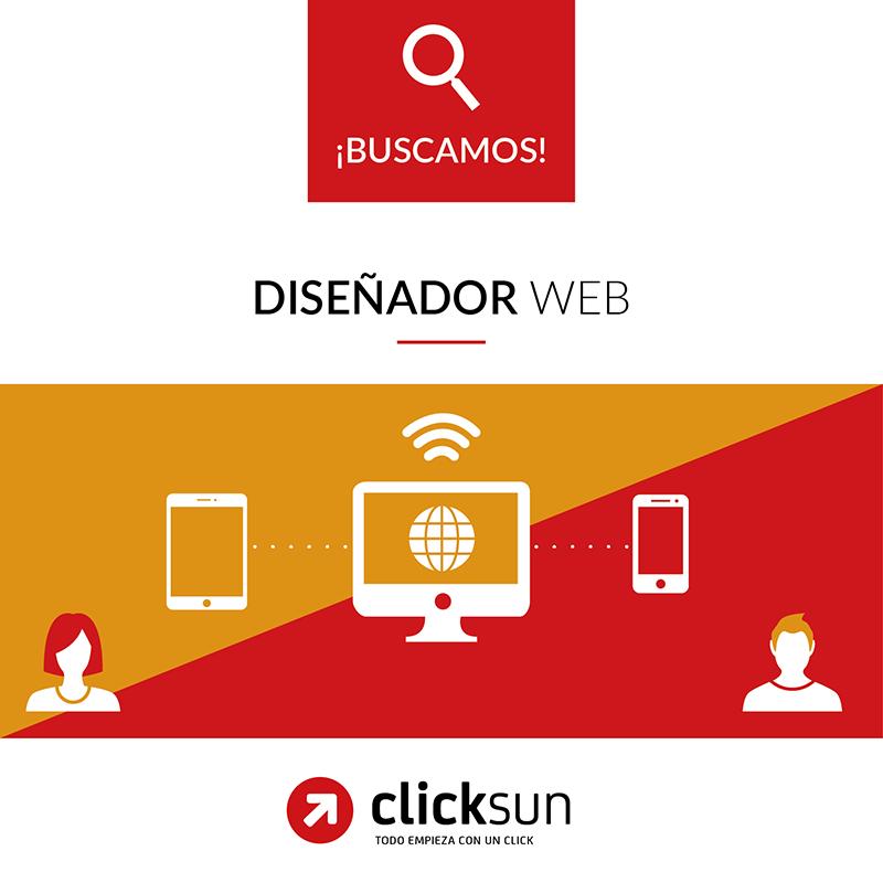 oferta trabajo diseño web